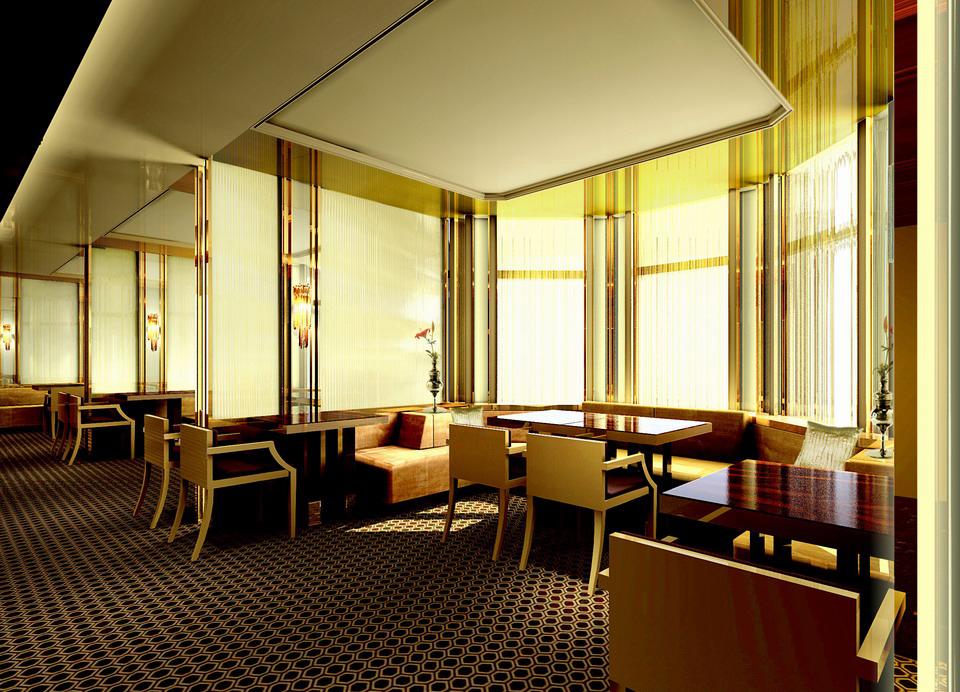 Club Lounge at Langham