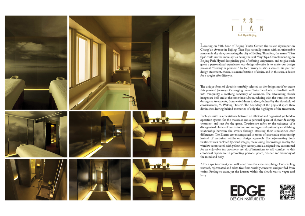 TIAN Spa Newsletter