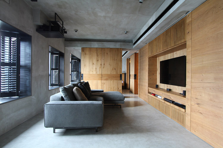 West Kowloon Private Residence