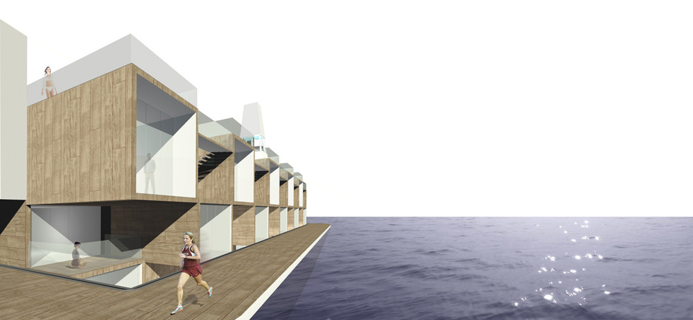 Barge Hotel