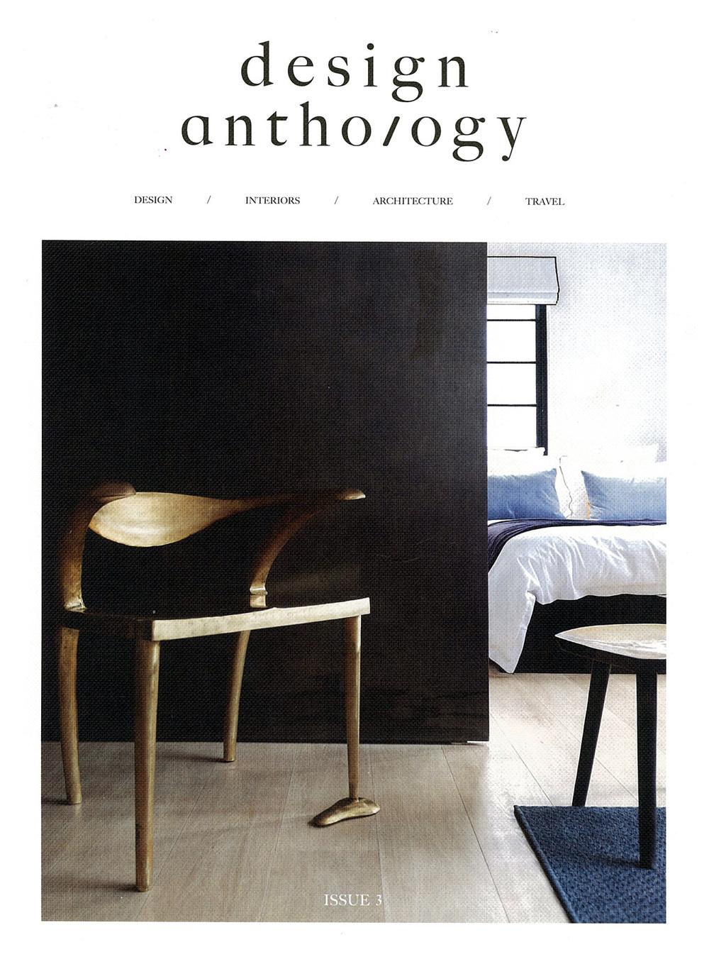 design anthology - issue 3 2014