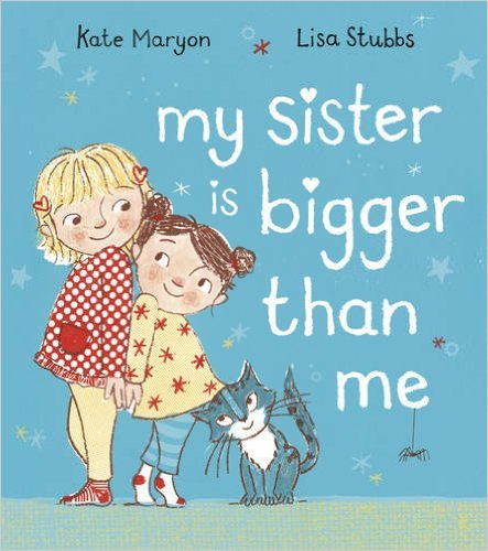 A sweet story about the power struggles between sisters.