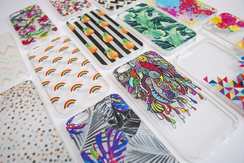 Inkase iphone cases