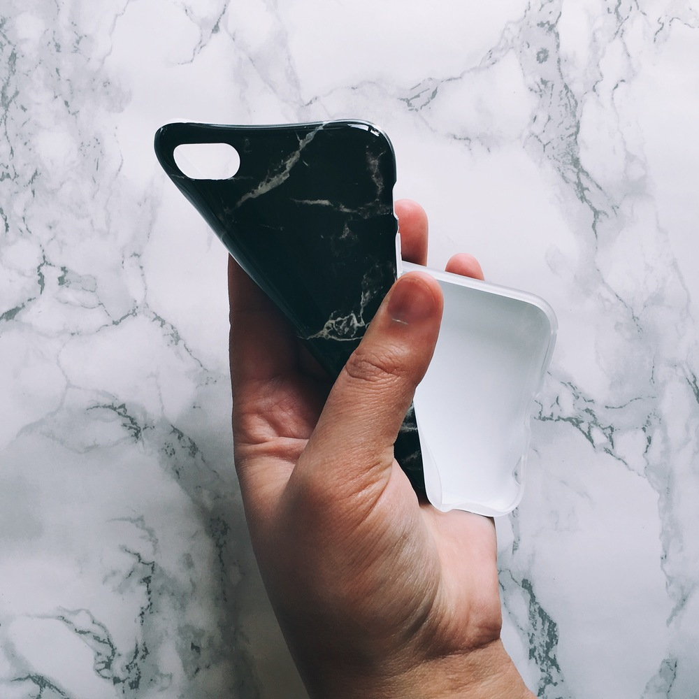 Inkase Marble Phone Case