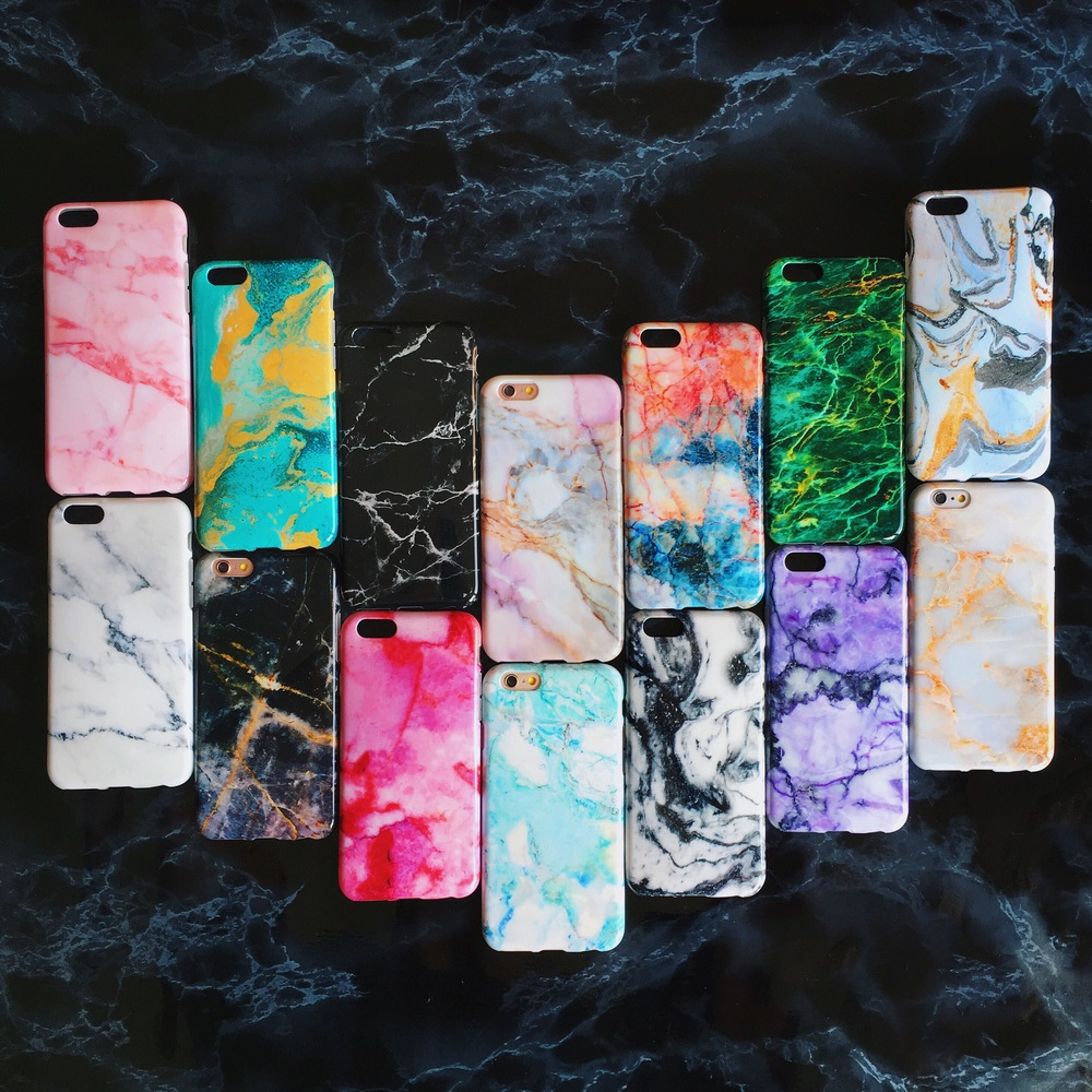 Inkase Marble Phone Cases