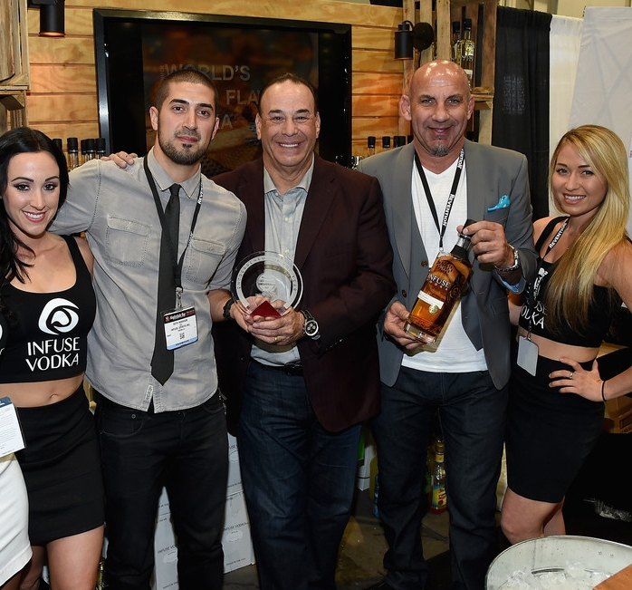 2015 NIGHTCLUB & BAR SHOW: INFUSE SPIRITS - Sponsorship, Logistics Management, On-Site Management, Brand Activation, Staffing, Consumer Engagement