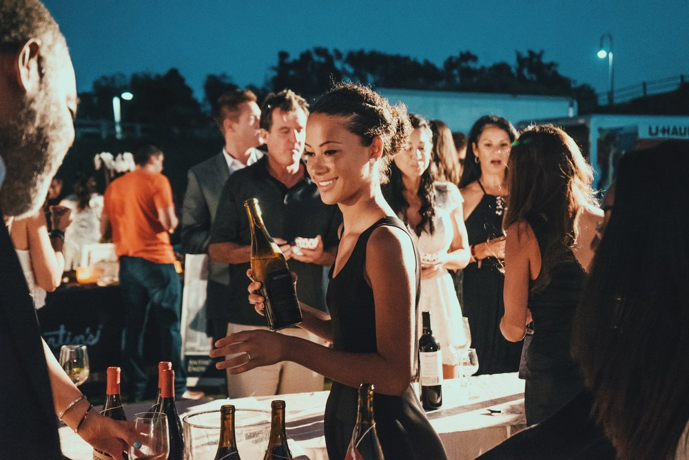 ST REGIS FOOD & WINE FESTIVAL - Sponsorship, Cocktail Creations, Bar Activation, Photo Content, On-Site Management, Staffing, Consumer Engagement