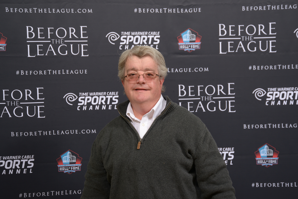 Tim Warsinskey attend the Before The League documentary premiere on October 27, 2015 at the Pro Football Hall of Fame in Canton, Ohio.