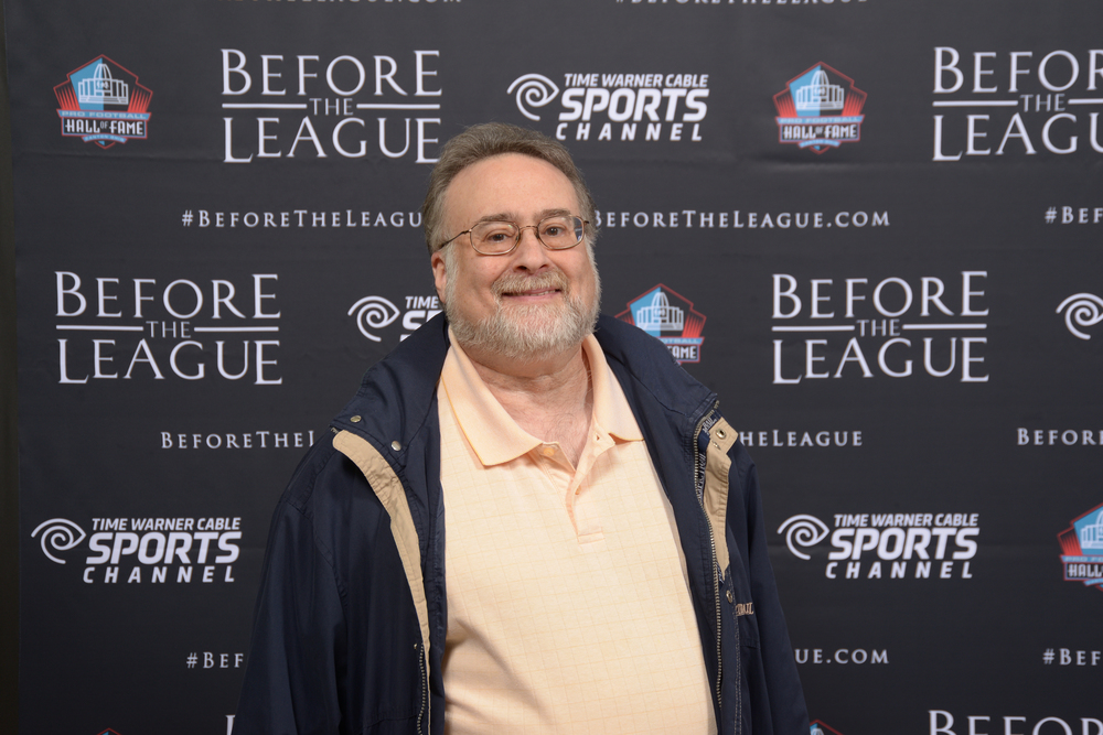 Phil Levin attends the Before The League documentary premiere on October 27, 2015 at the Pro Football Hall of Fame in Canton, Ohio.