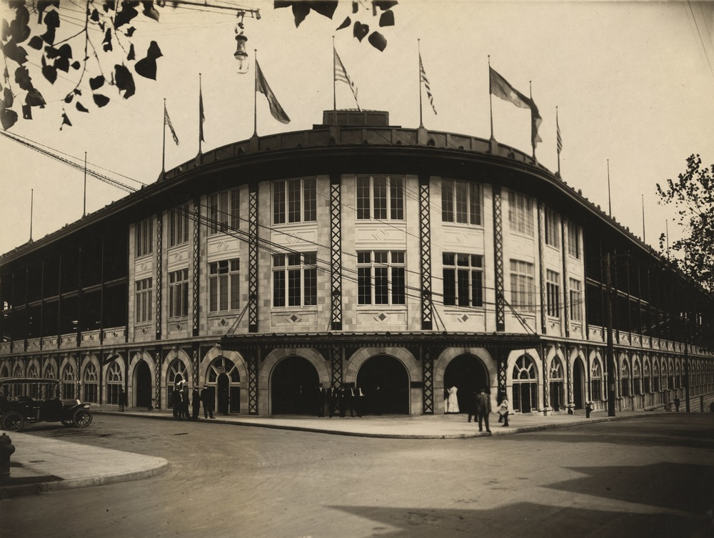 Forbes Field - Source: Wikipedia    Public Domain