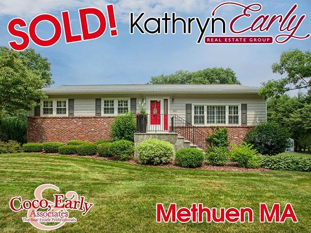 Sold! Congrats to our lovely sellers! They are off to enjoy some warmer weather! #realtor #realestate #mahomes #thekathrynearlygroup