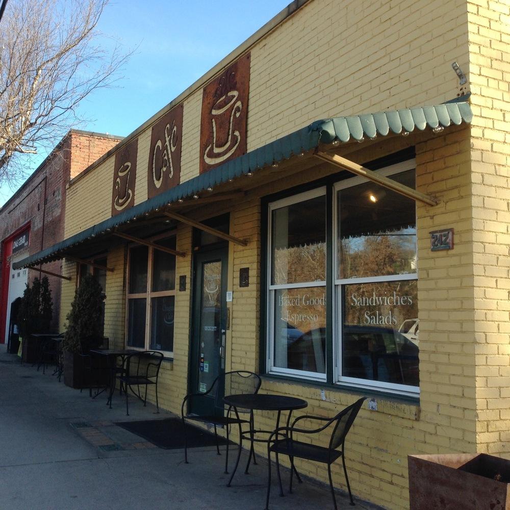 Clingman Cafe   242 Clingman Ave, Asheville NC