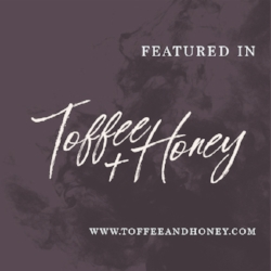The June Fatherhood Edition of Toffee + Honey Magazine