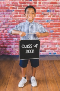 Back to School Photos Class of 2031