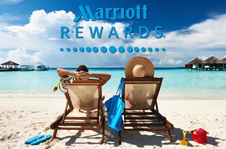 EARN MARRIOTT REWARDS