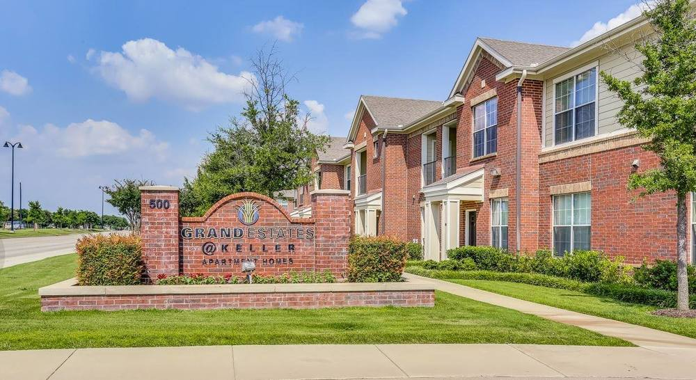 GRAND ESTATES AT KELLER – KELLER, TX