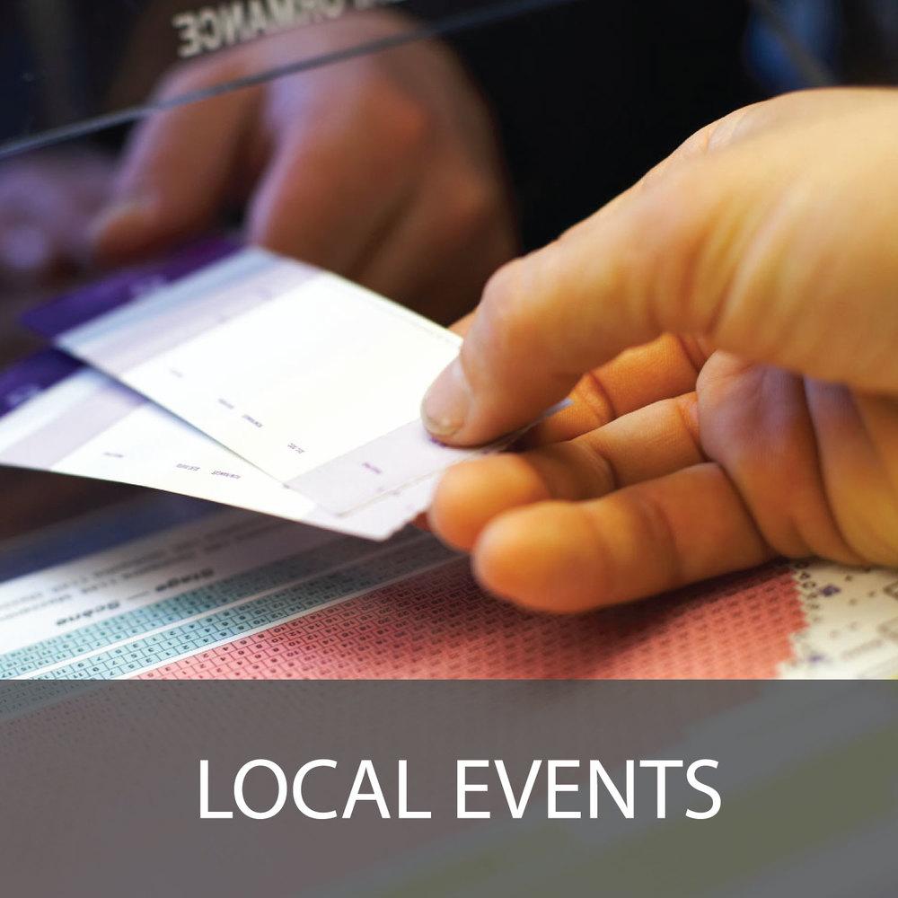 San Antonio Area Local Events