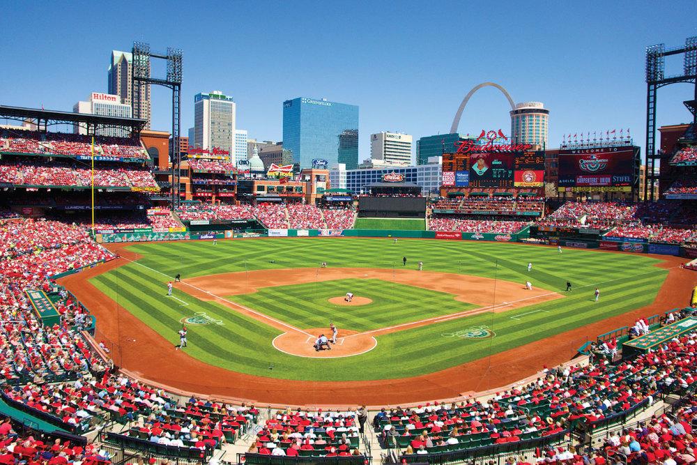 St. Louis Cardinals Ballfield