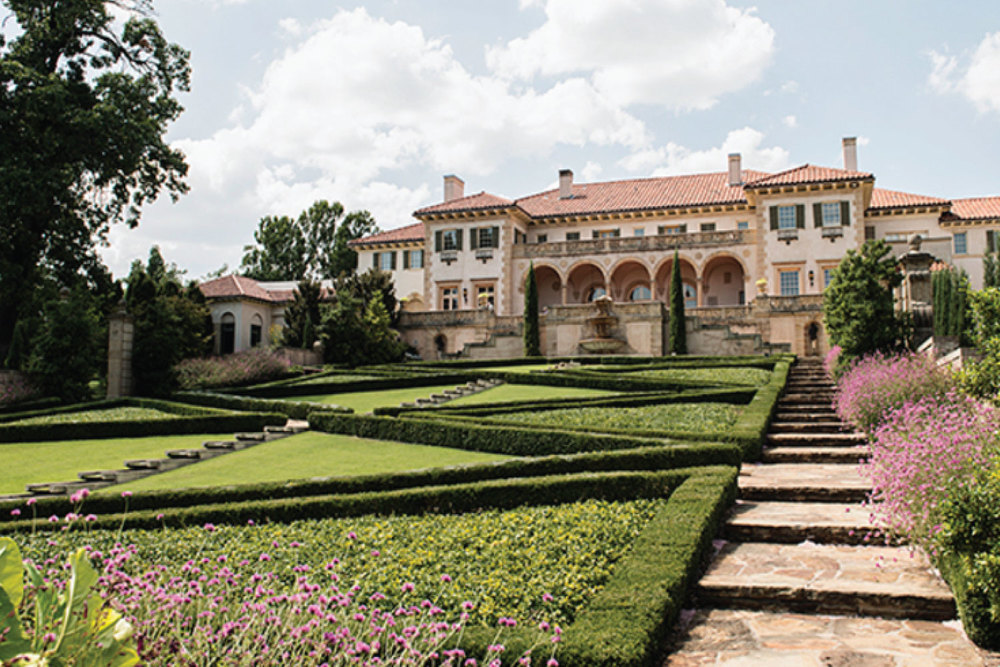 TULSA PHILBROOK MUSEUM OF ART