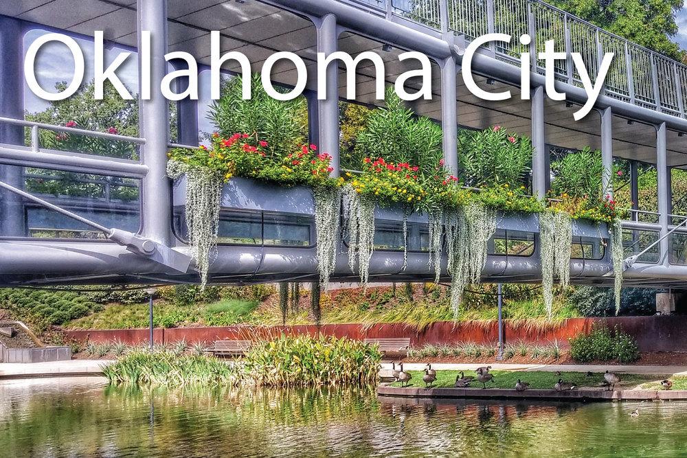 Oklahoma City Area Events