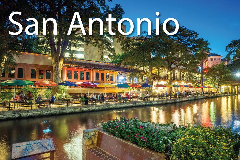 San Antonio Area Events