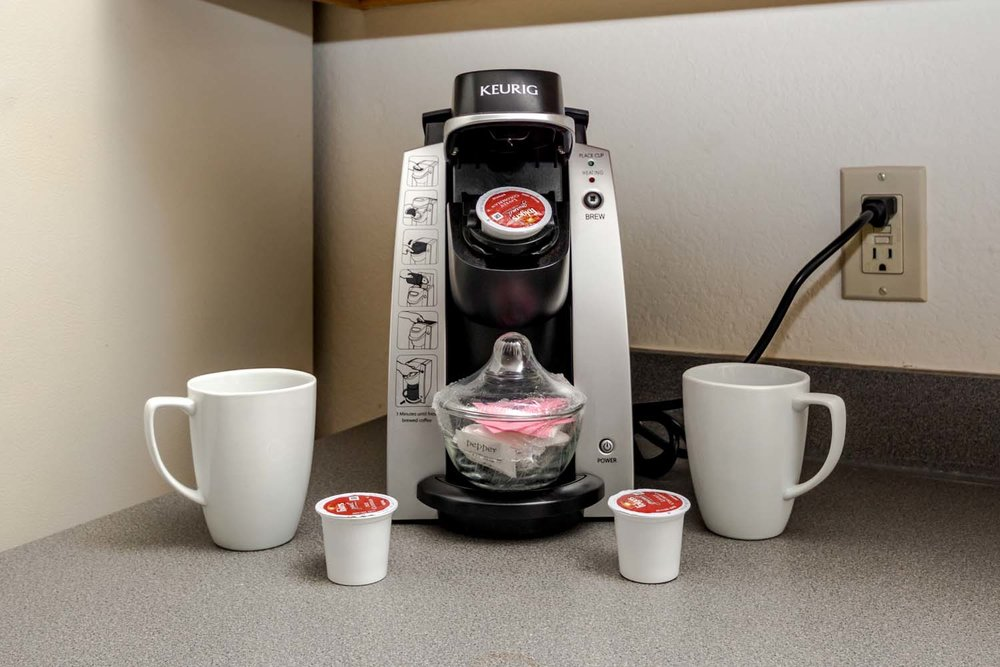 KEURIG IN YOUR APARTMENT