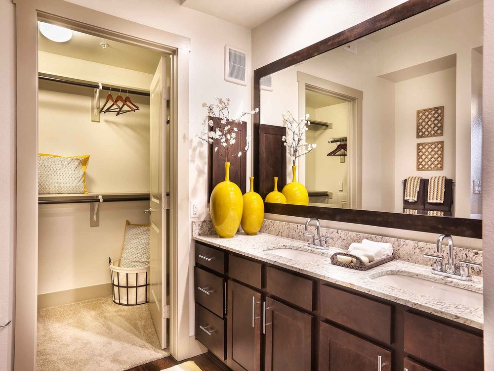 Bath and Closet