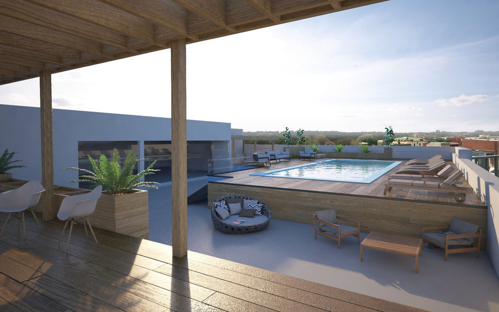 Rooftop Lounge & Bar