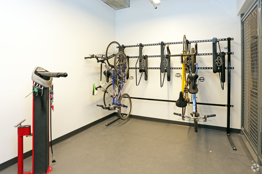Bicycle Storage & Repair