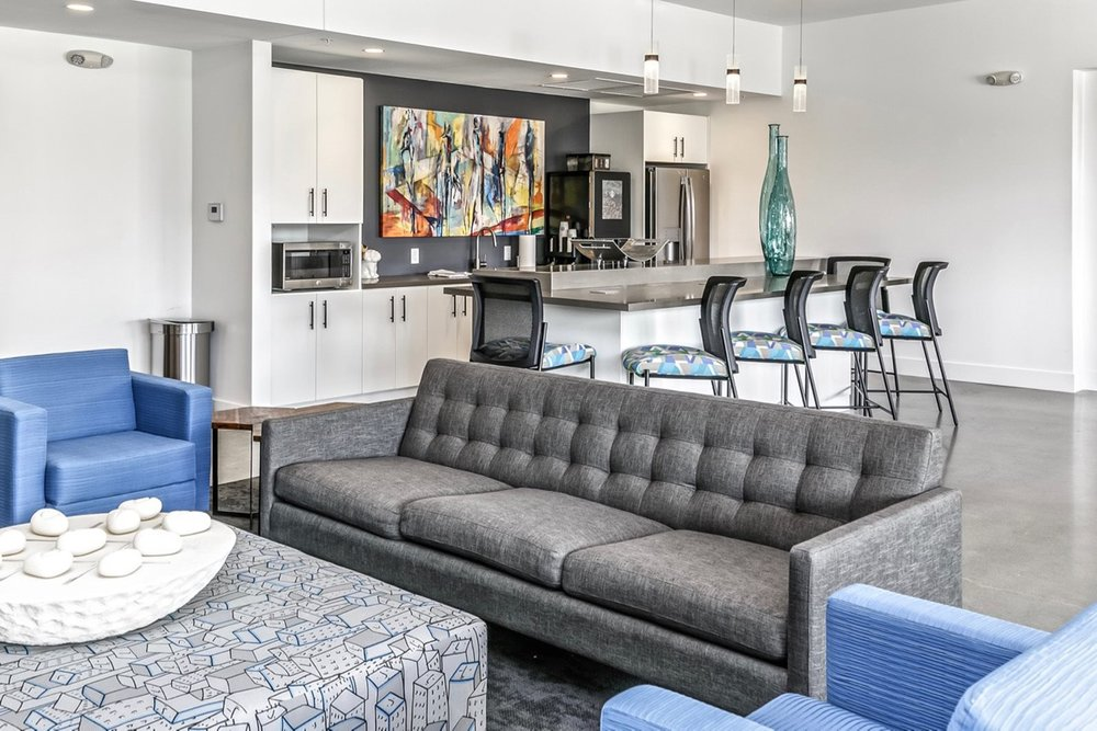 Resident Lounge & Community Kitchen