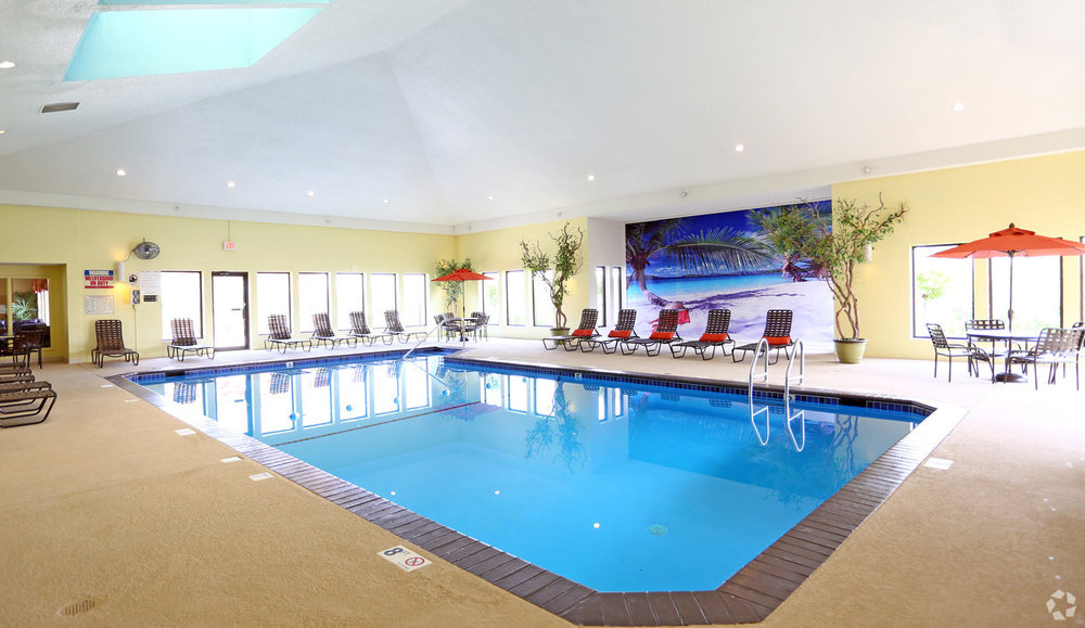Opposite View- Indoor Pool