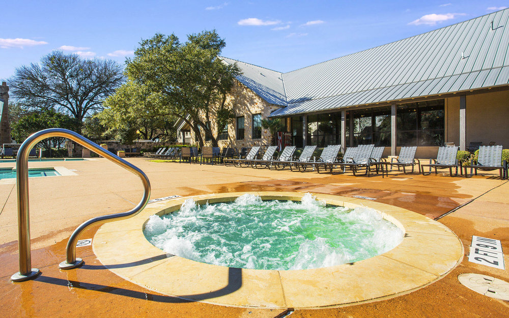 Outdoor Spas