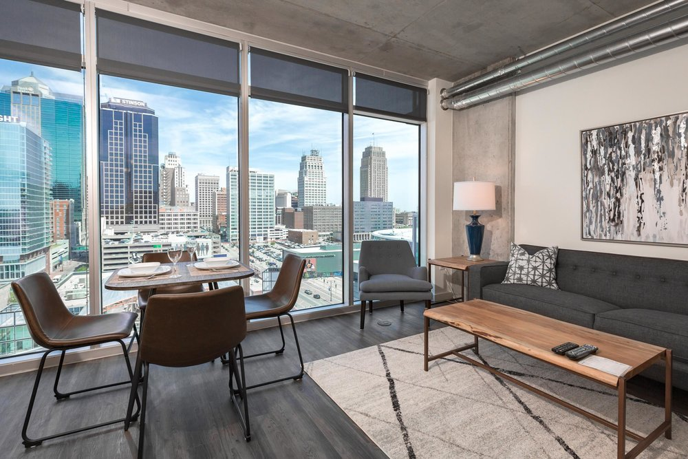 Two light kansas city area corporate housing u execustay midwest