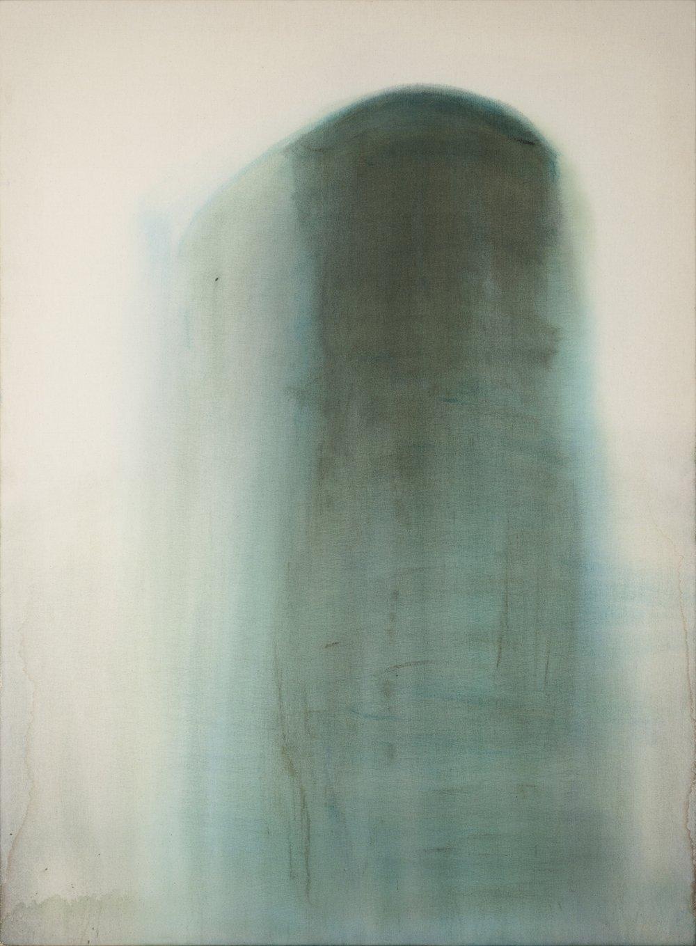 Edificio Neptuno , 2013, óleo sobre tela, 150 x 110 cm.