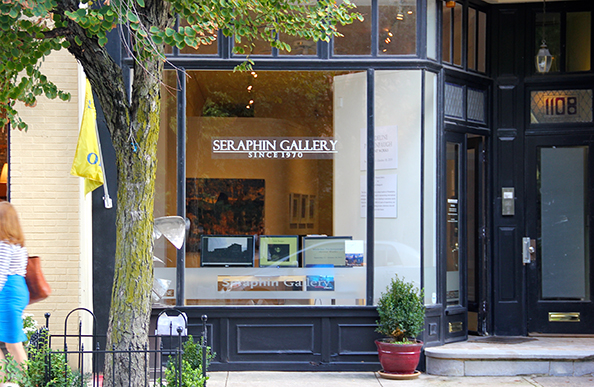 Seraphin Contemporary Art Gallery Philadelphia