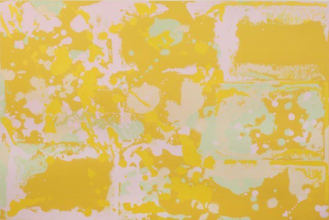 Walter Darby Bannard Seraphin Gallery Contemporary Art Gallery