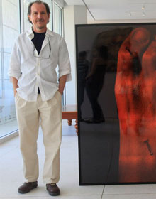 Victor Vazquez Seraphin Gallery Philadelphia Art Gallery