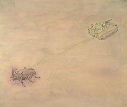 Hiro Sakaguchi,Pulling Tank