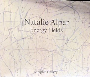 Natalie Alper Energy Fields Seraphin Gallery Philadelphia Art Gallery