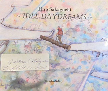Hiro Sakaguchi Seraphin Gallery Philadelphia Art Gallery