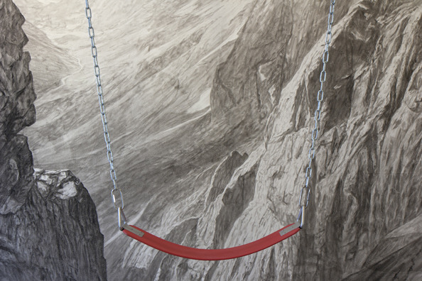Silent Swing (detail)
