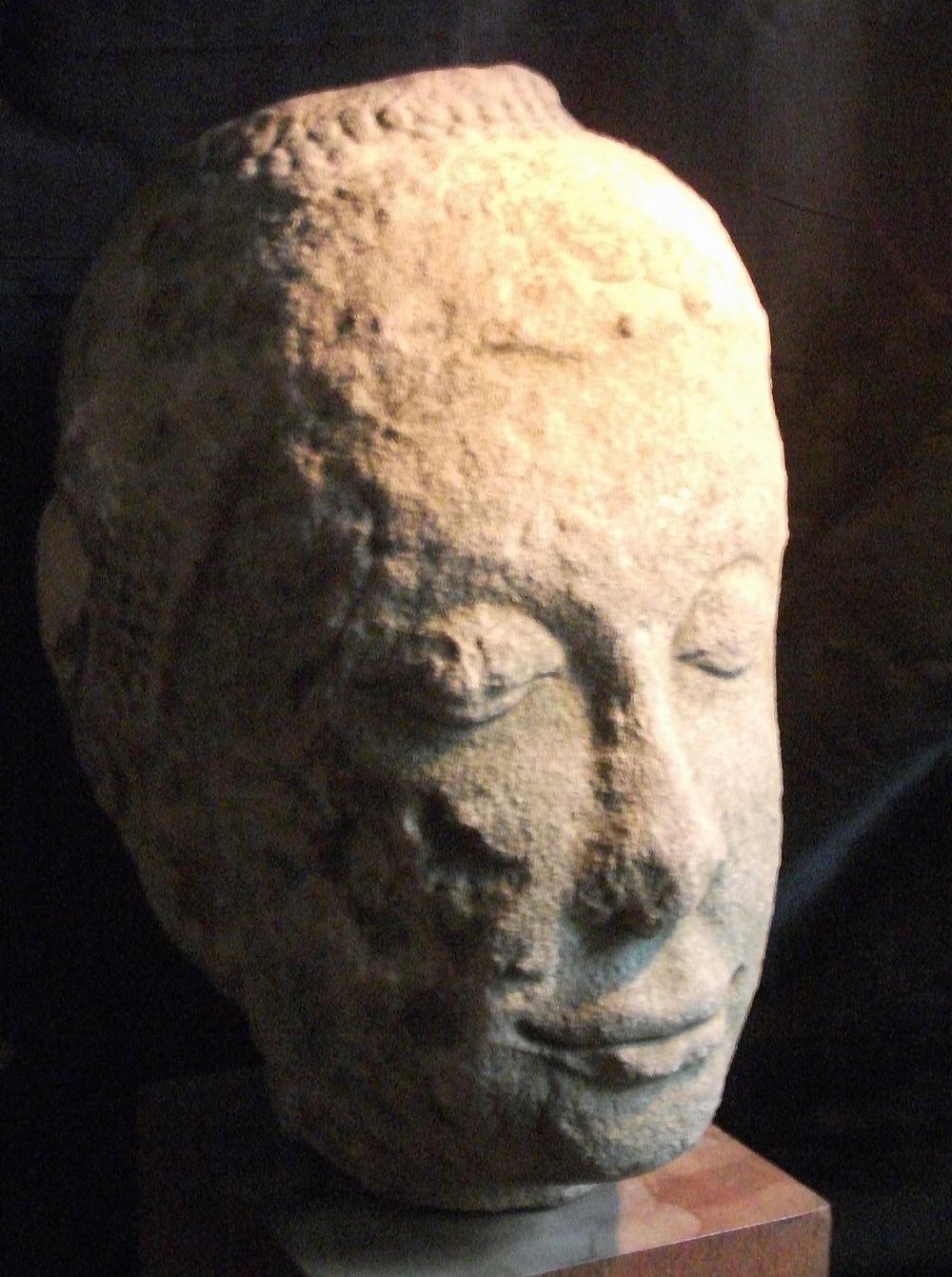 2503/20  Lopburi S Buddha Head