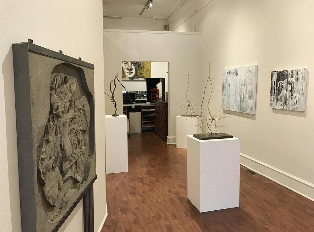 Seraphin Gallery Philadelphia, PA