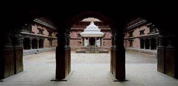 Patan Museum, Patan, Nepal