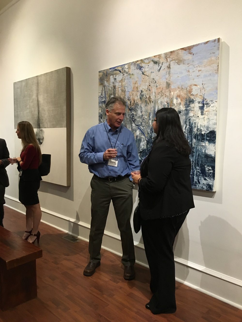 Philabundance at Seraphin Gallery