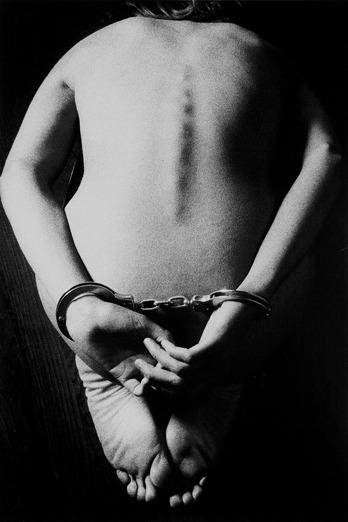 Handcuffed Nude, Philadelphia