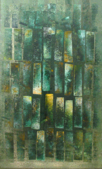 Untitled, Green