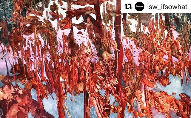 #Repost @isw_ifsowhat ・・・ Founded over 45 years ago, @seraphingallery specializes in the representation of vanguard contemporary artists, as well as in the placement of works in the secondary market, including the Abstract Expressionist and Pop Art movements. Get a chance to see the collection of well-known contemporary painters, sculptors, and photographers they represent, exclusively at @isw_ifsowhat. Get tickets NOW — link in bio! . . . Image: Madeline Peckenpaugh, Of Youth, 2017, oil on canvas, 44 x 65 inches. . . . #art #artfairs #sfartfairs #ifsowhat #painters #sculptors #photographers #photos #abstract #abstractexpressionism #pop #popart #contemporary #vanguard