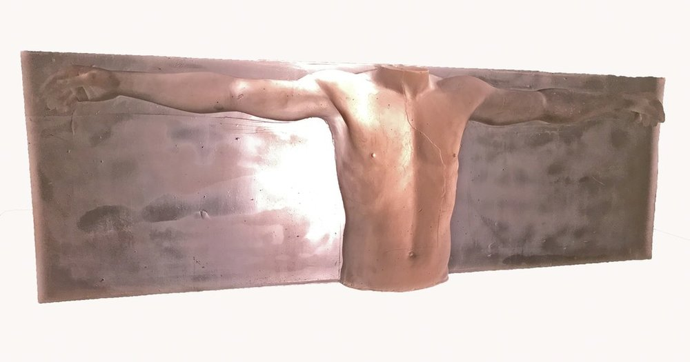 Pink Man Figure