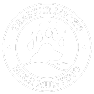 Trapper Micks Bear Hunting